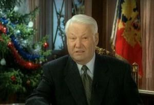 Анекдот. Ельцин и монтажер