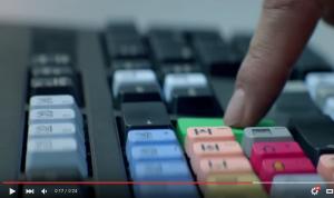 клавиатура монтажера