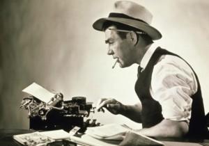 Анекдот: Журналист  попадает в чистилище