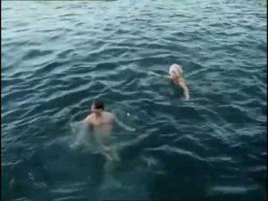 Видео: Как снимался эпизод из фильма — «Любовь и Голуби» 1985 г.