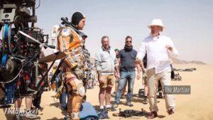 Видео: Ридли Скотт: «Снимать кино довольно просто»