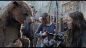 Видео: Когда режиссер — медведь