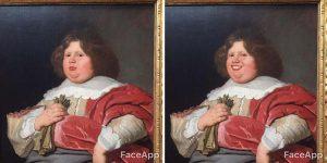 Дизайнер использовал FaceApp, чтобы заставить улыбаться произведения искусства в Историческом музее Амстердама.