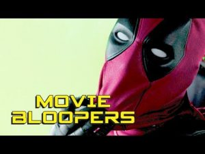 Видео: Смешные и неудачные дубли  фильма «Дэдпул»