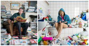 8 Фото: Почему фотограф не выносил мусор 4 года?