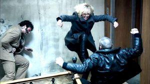 Видео: Взрывная блондинка — Съёмки фильма (2017)