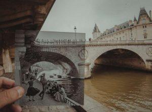 Фото: Азербайджанский фотограф с удивительной точностью повторяет исторические снимки