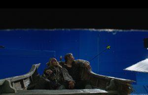 Фото: Спецэффекты в фильме «Пираты Карибского моря: Мертвецы не рассказывают сказки»