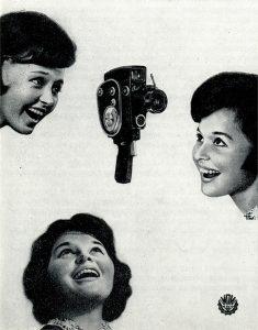 Советская реклама техники