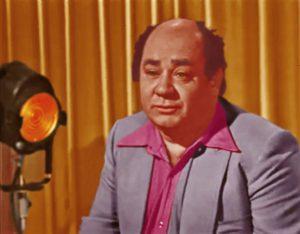Передача «Мастера искусств». Евгений Леонов. 1976 г.