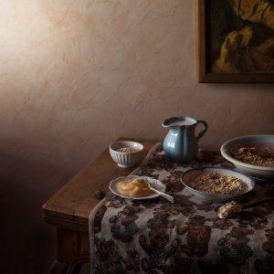 Фотограф сделал красивейшие кадры с блюдами, упомянутыми в классической литературе