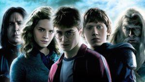 Кинотест по миру Гарри Поттера