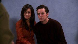 Сериал «Друзья». «Фотография для помолвки Чендлера и Моники»