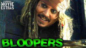 Видео: Смешные моменты со съемок фильма «Пираты Карибского моря: Мертвецы не рассказывают сказки»