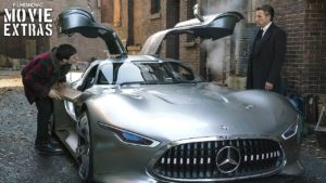 Лига Справедливости «Mercedes E-Class Cabriolet & Vision Gran Turismo»