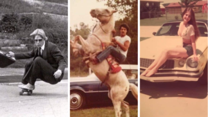 20+ Фото родителей, увидев которые дети осознали, что их родители были гораздо круче, чем они сейчас