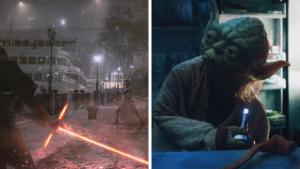 Вот что получилось бы, если бы Star Wars  снимали в России!