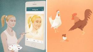 24 карикатуры о том, какой стала наша с вами жизнь