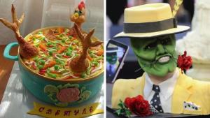16 очень странных тортов на любителя