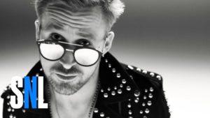 Видео: Райан Гослинг в пародийной рекламе Levi's.