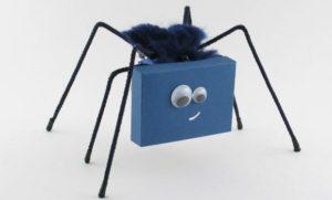 Нам нужен был жук. Специальный жук для съемок.