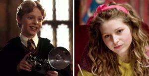 Тест: Сможете назвать имена 33 второстепенных персонажей фильмов о Гарри Поттере?