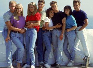 Тест по любимым сериалам 90-х годов