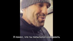 Отжимания челендж Чарли Ханнэма, Гая Риччи и Джейсона Стейтема