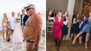 28 свадебных фотографий, которые были испорчены, но от этого они стали еще лучше