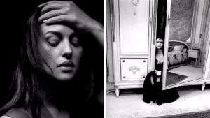 Черно-белые портреты знаменитостей от фотографа Кейт Барри