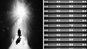 Фотограф 25 лет делал черно-белые снимки, и теперь у него 1 млн подписчиков в Instagram.