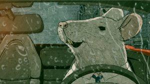 Видео: «Крысиные бега»: анимационная короткометражка о стремлении найти счастье