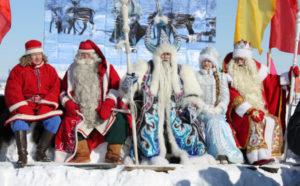 Тест: Угадай страну Деда Мороза