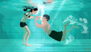 Эти 7 иллюстраций от художницы из Новой Зеландии показывают, что любовь — в мелочах.