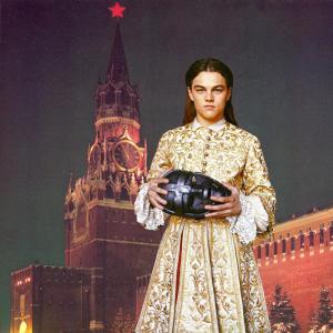 Московский фотограф и художник Василий Лукьянов сделал Леонардо ДиКаприо героем русских народных сказок
