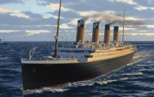 Тест: Кем бы вы работали на «Титанике»?