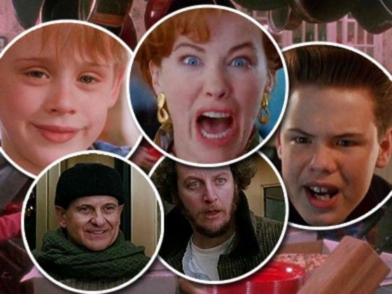 Тест: Кто ты из фильма «Один дома»?