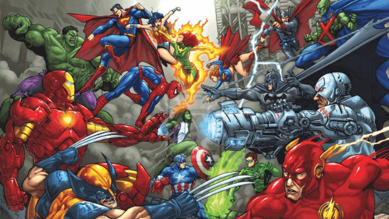 Тест: Найди суперзлодея по супергерою!