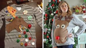 20 самых странных Рождественских свитеров