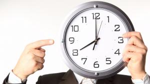 Тест на пунктуальность