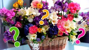 Тест для милых дам: А какой вы цветок?