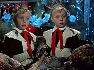 Тест по детским приключенческим советским фильмам