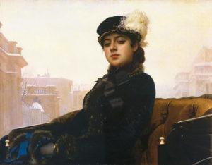 Тест на знание красавиц в произведениях русской литературы.