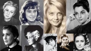 Кинотест по советским актрисам