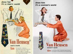 Фотограф переснял старую сексистскую рекламу, поменяв мужчин и женщин местами