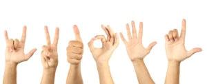 Тест для эрудитов: Чтообозначают жесты встранах мира?