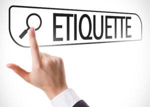 Тест: Знаете ли вы правила этикета?