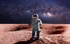 Тест: Вас возьмут в экспедицию на Марс?