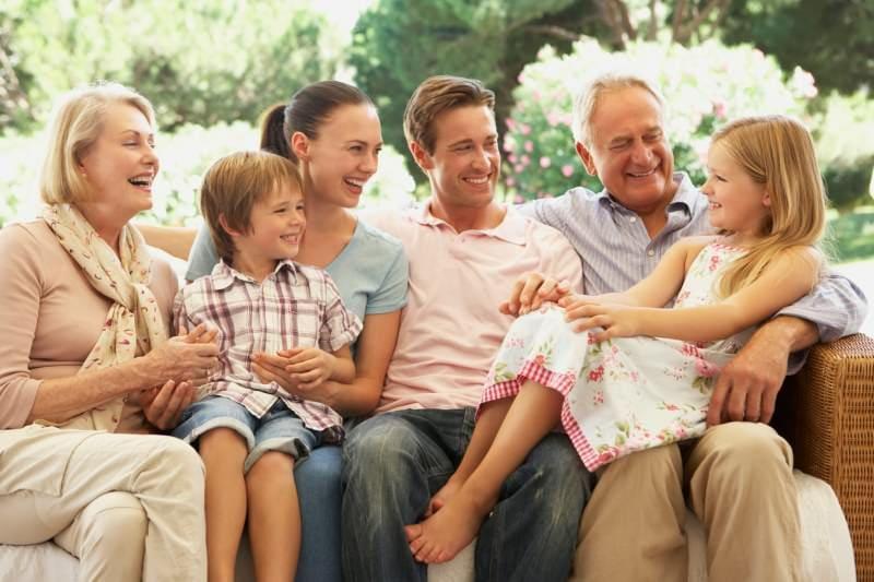 Тест: Знаете ли вы, как правильно называть родственников?