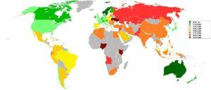 Тест: Только самые одарённые знают, где находятся эти 23 страны